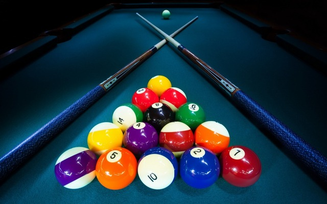 Free Shipping,Billiards, Table, Balls, Sport,Poster HD HOME WALL Decor