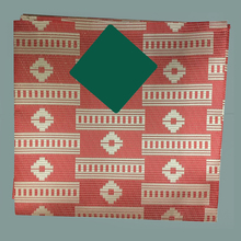 New design aso oke headtie,Red African Aso Oke Headtie nigeria for Nigerian Wedding Party LXLAS-3-2