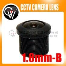 5 шт/лот объектив 18 мм m12 плата видеонаблюдения для камеры