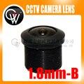 5 unids/lote 1.8mm lente M12 CCTV Lente Del Tablero Para CCTV Cámara de Seguridad El Envío Libre