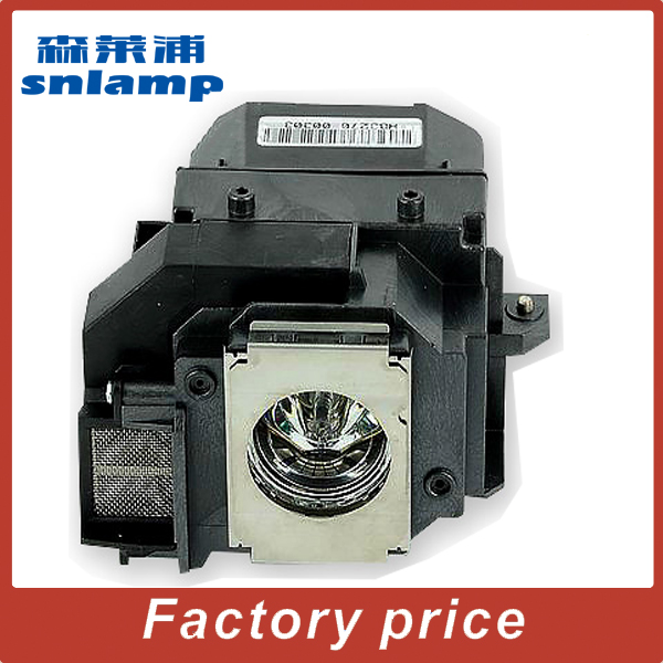 Original Projector lamp bulb with housing ELPLP58//V13H010L58 for EB-S10 EB-S9 EB-S92 EB-W10 EB-W9 EB-X10 EB-X9 EB-X92 ect