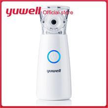 Yuwell M102/HL100A Mini Handheld Portable Steam Atomized Inhaler Mesh Nebulizer Household Asthma Nebulizer Health Care Monitor
