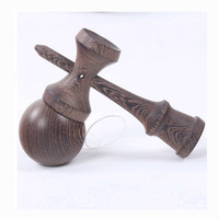 The Best Christmas Gift Outdoor Sport Ball Toys Traditional Classic Japanese Type Kendama For Kids And