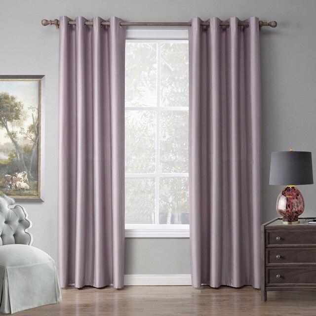 Dikker Verduisteringsgordijnen voor woonkamer slaapkamer stof voor ...