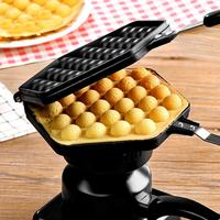 Eggs Aberdeen Mold Baking Dish Waffle Mold Maker Bakeware Baking Pastry Tools Kitchen Waffle Molds