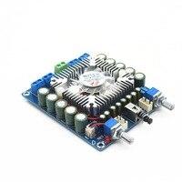 TDA7850 4 channel car amplifier board 4 x 50W HiFi amplifier small distortion low noise anti interference ability