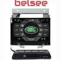 Belsee Android 8,0 Octa Core PX5 Авто 4 К Авторадио gps навигации автомобиль радио головное устройство Экран для Land Rover freelander II 2