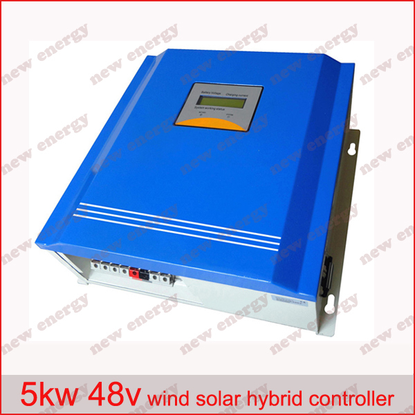5kw 48v wind solar hybrid controller with seperate dump load панель декоративная awenta pet100 д вентилятора kw сатин