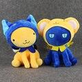 27cm 2Styles Japan Anime Cute Cartoon Cardcaptor Sakura Kero Plush Toys Soft Stuffed Dolls Collectible Gifs for Kids