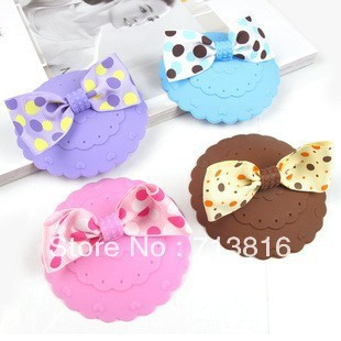 new wholesale fashion cute bow silicone cup lid leak-proof lid Drinking Cup Mug Lid Cover Anti-dust Cup Cover (Min order$10)