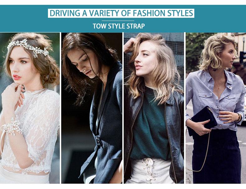 Women Watches Quartz Hollow Analog Stainless Steel Mesh Band Rose Gold Luxury Brand Design Wristwatch Fashion Dress New 12