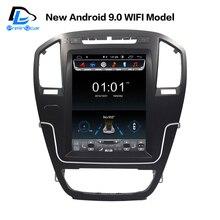 4G вертикальный экран android 9,0 система автомобиля gps Мультимедиа Видео Радио плеер в тире для opel insignia автомобиля navigaton стерео