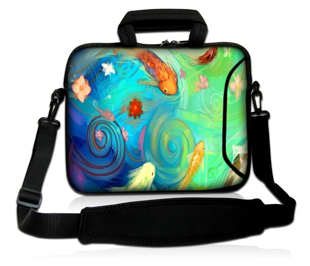 waterproof laptop bag customizable laptop shoulder bag for 13 15 17 inch notebook sleeve