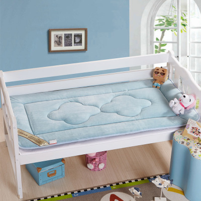 C Velvet Material Give You Baby A Warm Winter Breathable Comfortable Mattress