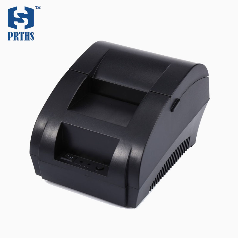 ФОТО Windows10 POS printer machine USB 58mm thermal receipt printer support multi-language with high quality printhead for store