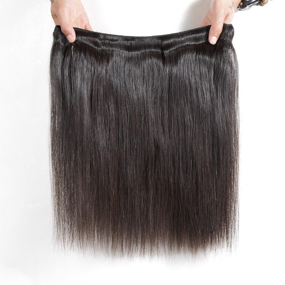 Luvin reta 28 30 Polegada 100% cabelo