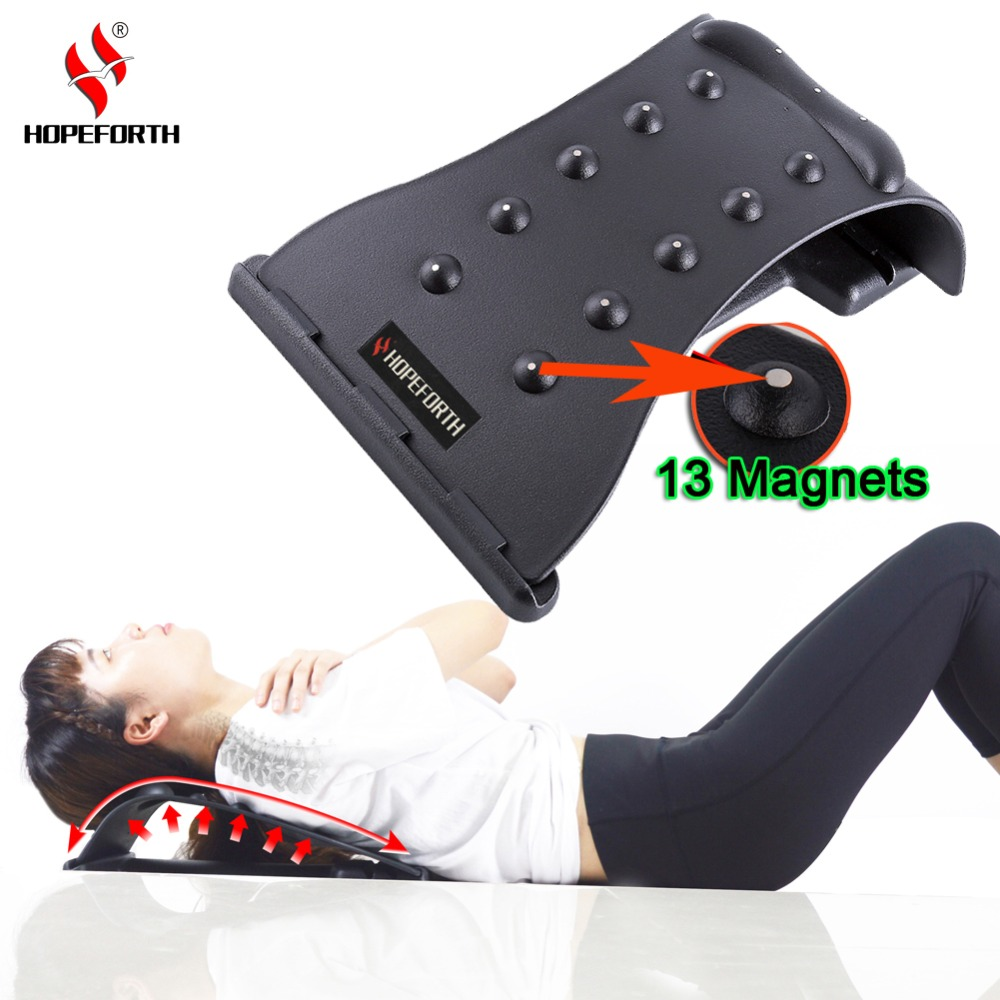 supporto lombare Massaggio Agopuntura postura CORREZIONE Pad//Indietro barella