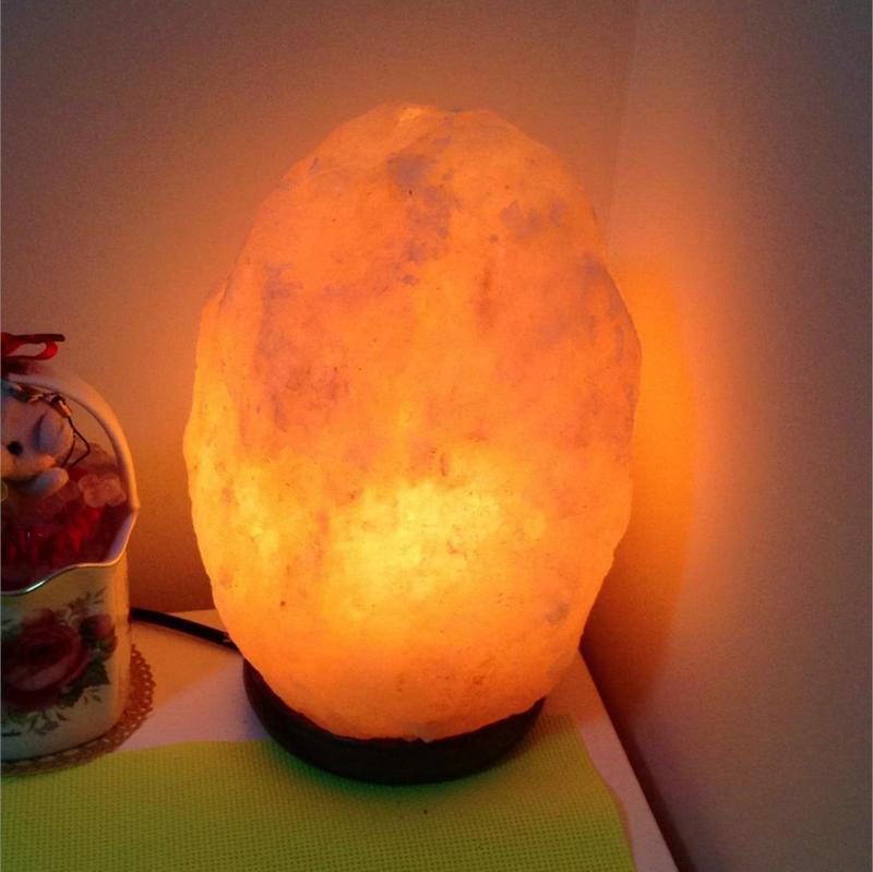 dimmable 2kg to 3kg himalayan salt lamp, negative ion salt ...