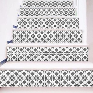 3D Simulation Stair Stickers W