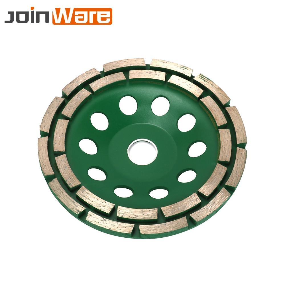 цена на 6 inch Segment Diamond Grinding Disc Wheel Cup Shape For Masonry Tool Stone Concrete Marble Granite Ceramics Free Shipping