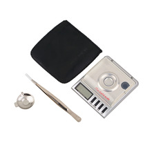 2019 New Pocket 30g x 0.001g Mini Digital Electronic Portable Jewelry Diamond Gold Gram Balance Weight Weighing Scale laboratory balance scale 50g 0 001g high precision jewelry diamond gem lcd digital electronic scale counting function portable