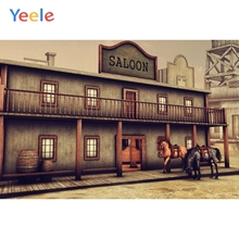 Yeele Photocall Sallon Horse Grunge Room Painting Photography Backdrops Personalized Photographic Backgrounds For Photo Studio