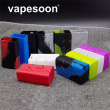 10pcs Colorful Silicone Case Sleeve Protective Cover Skin for SMOK T Priv Kit T-PRIV 220W TC Box Mod