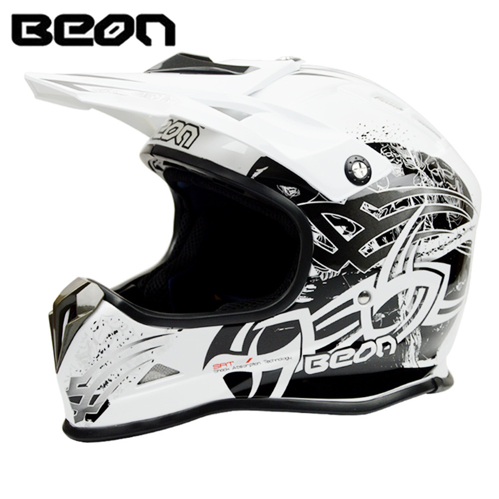 все цены на BEON Motocross MTB Helmet Motorcycle Mountain Dirt Bike Full Face Helmet Moto Casque Casco Motocicleta Capacete MX ATV Helmets
