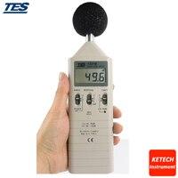 TES1351B Nível de Ruído do Medidor/Sonómetro 35 100dB 65 130dB level meter level   -