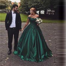 Элегантные атласные вечерние платья длинные кружевные с сердечком