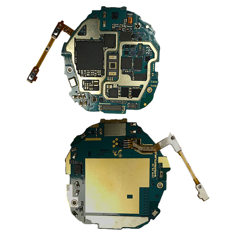 BINYEAE New Mainboard For Samsung Galaxy Gear S3 Frontier R765 With Virtual Card R760 No Virtual