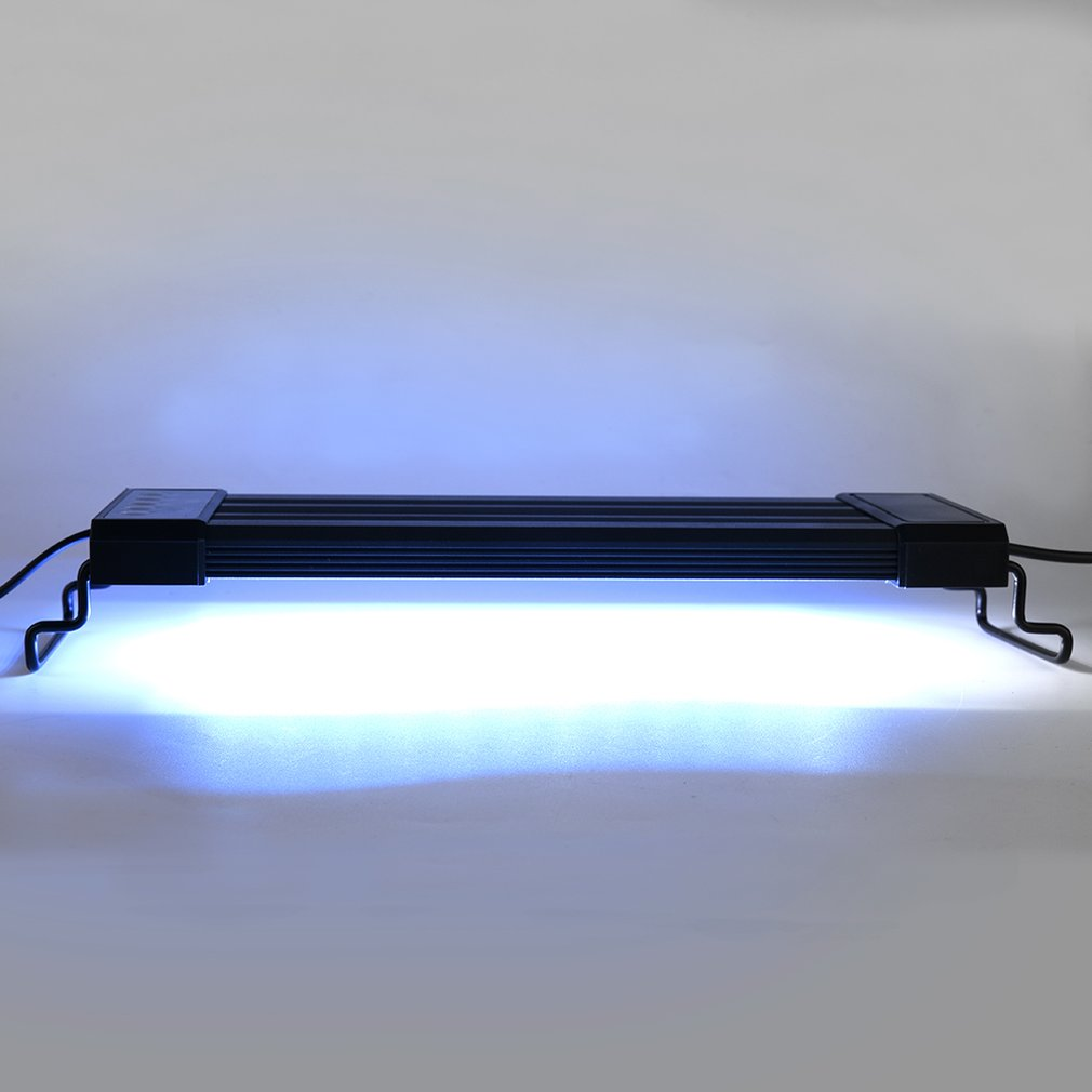 HL-3040A Submersible Aquarium Led Lighting RGB Marine Fish Tank Led Light For Aquarium Lamp Waterproof Light Fixture