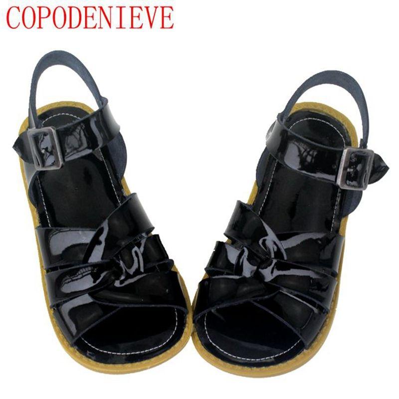 COPODENIEVE Këpucë për fëmijë sandale për stilin e djemve - Këpucë për fëmijë - Foto 5