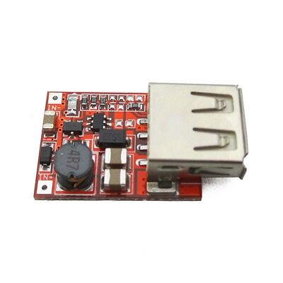 5 PCS 3 V à 5 V 1A USB Chargeur pour Téléphone DC-DC Converter Step Up Boost Module
