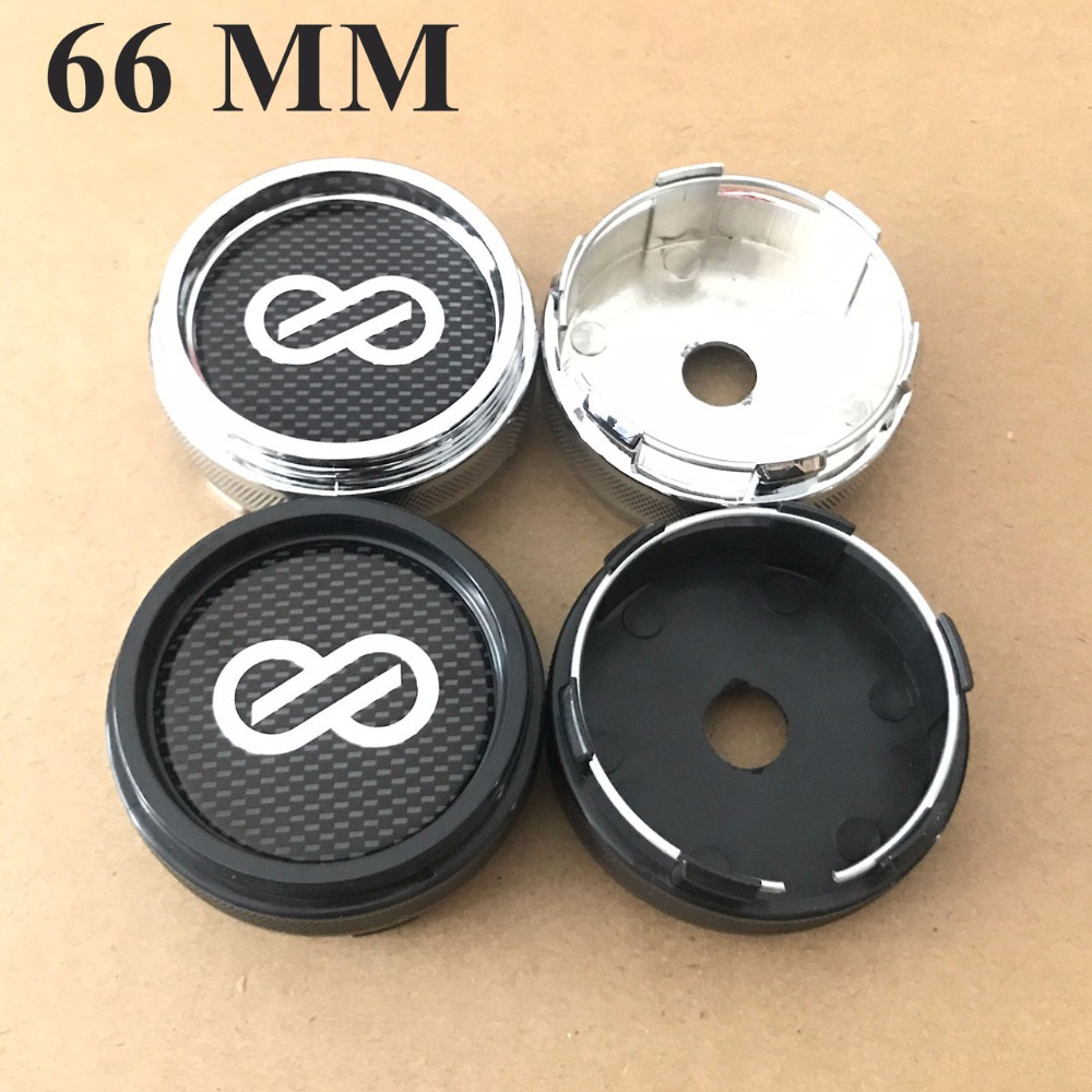 Kom Power 66mm Enkei Cap Work Wheels Center Hub Caps Wheel