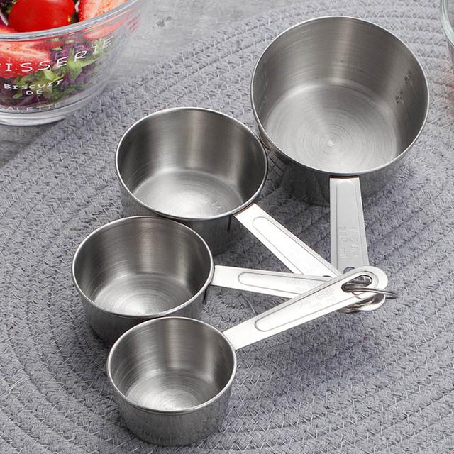 Stainless Steel Measuring Spoons Set