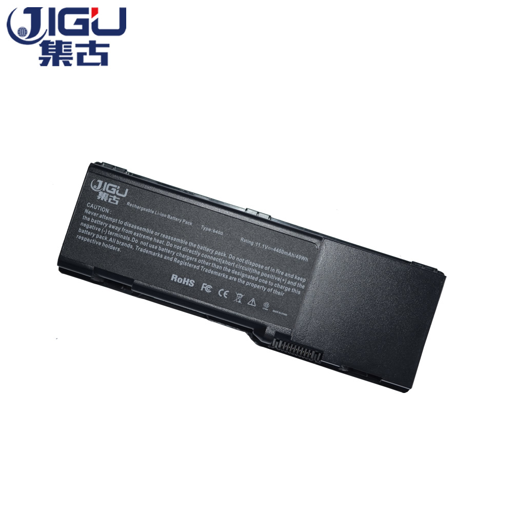 JIGU Replacement Laptop <font><b>Battery</b></font> For <font><b>Dell</b></font> For <font><b>Inspiron</b></font> <font><b>1501</b></font> 6400 E1505 For Latitude 131LForVostro 1000 312-0461 RD859 GD761 UD267 image