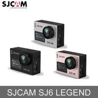 Оригинальные SJCAM SJ6 Легенда спорт экшен камера 2,0 Сенсорный экран 4 К Новатэк 96660 удаленных 30 м Водонепроницаемый спорт экшин Камера mini DV