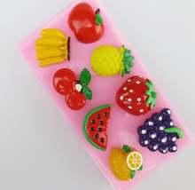Бесплатная доставка новая серия сделай сам фруктовый торт декорированная