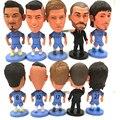 6.5 cm Maillot Jersey do Futebol do Futebol Da Cidade de Manchester Figura 2016/2017 Estados Unidos Homem Crianças Kit TOP