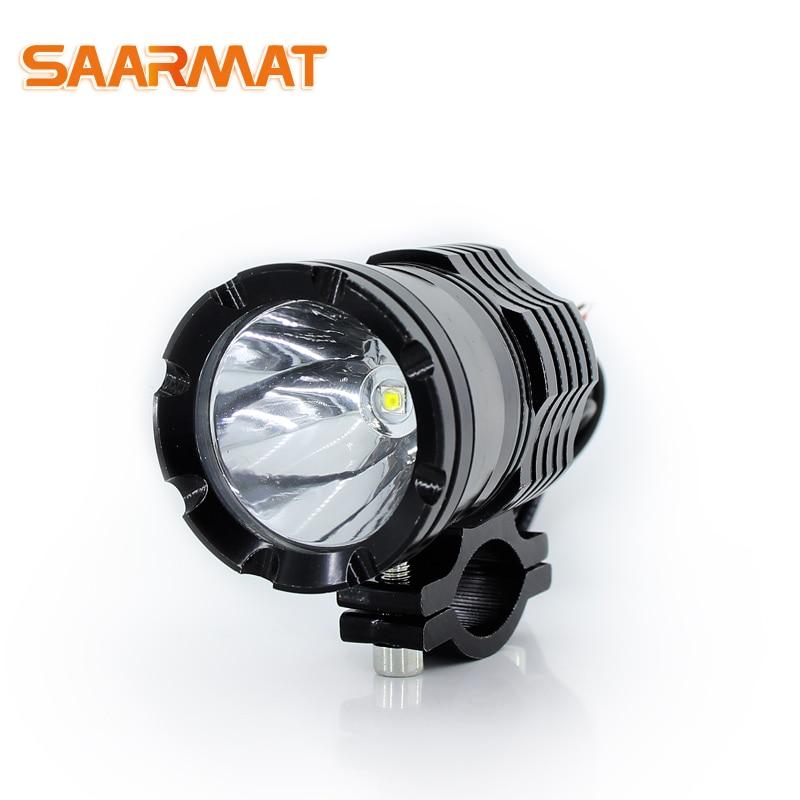 LED Motorcycle bicycle Headlight fog lights bulb DRL lamp For Suzuki Honda Yamaha BMW KTM Peugeot Harley PIAGGIO kawasaki Hero