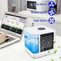 Mini ventilateur de climatiseur Portable refroidisseur d'espace personnel le moyen rapide et facile de refroidir tout espace bureau à domicile climatisation de bureau