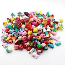 Hotsale Fruit Shop Action font b Toy b font Figures Kins 50 Pcs lot For Family