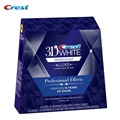 Genuine Crest 3D White LUXE Whitestrips 40Strips 20 Pouches Professional Effects Teeth Whitening Brands Whitestrips oral hygiene