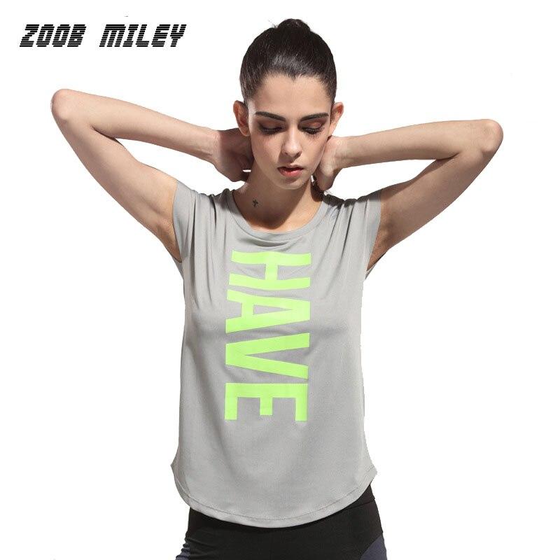 Для женщин Рубашки йоги Тренажерный зал Фитнес Бег Спорт сжатия Колготки для новорождённ ...