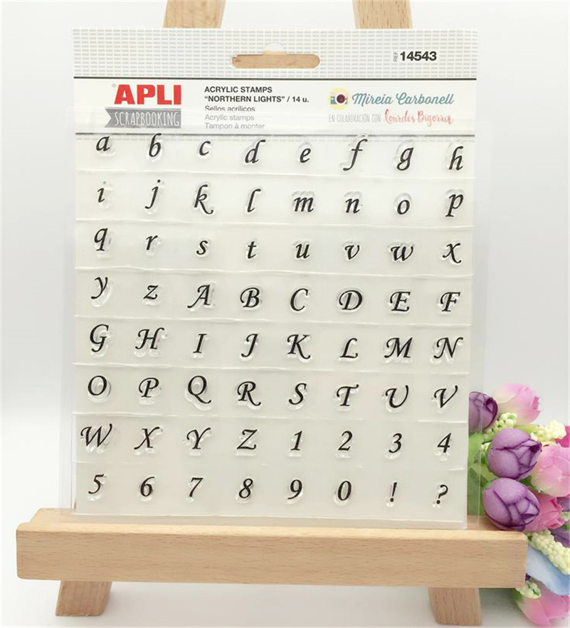 letter stencils alphabet airbrush painting decorative wall stencil