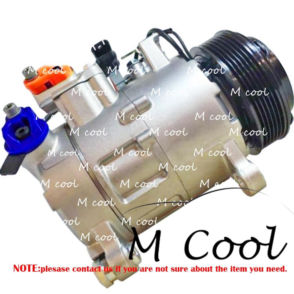 Considerate New Auto Ac Compressor For Bmw 535d 3.0l 740ld 3.0l X5 3.0l 328i 2.0l Air Conditioner Compressor 64529216466 351002831 Auto Replacement Parts