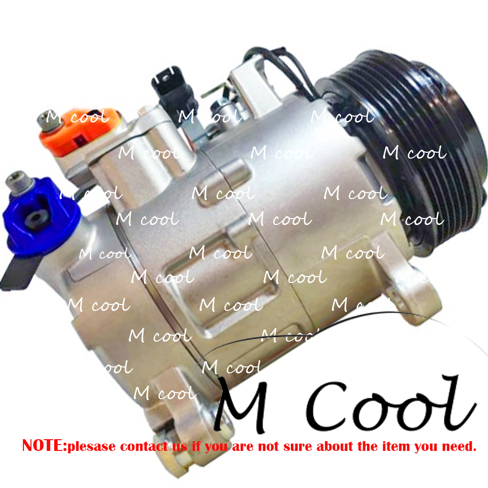 Auto Replacement Parts Considerate New Auto Ac Compressor For Bmw 535d 3.0l 740ld 3.0l X5 3.0l 328i 2.0l Air Conditioner Compressor 64529216466 351002831 Automobiles & Motorcycles