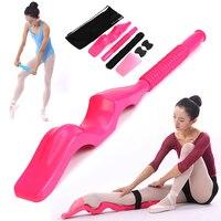 ABS Ayrılabilir Bale Ayak Streç Dansçı Masaj Stres Sedye Kemer Artırıcı Dans Jimnastik Bale Spor Aksesuarları