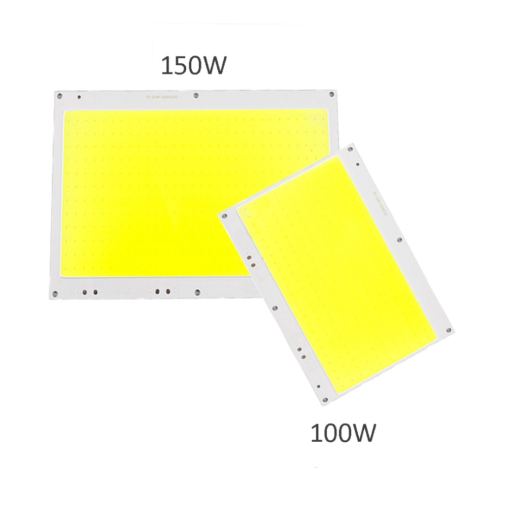 DC 30-33V 100W 150W COB LED Light Lamp Highlighted White light source DIY Chip Lamps Bul ...